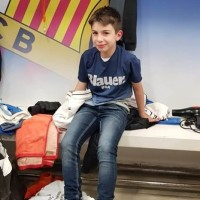 Genny Spogliatoio Barcellona